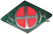 Norway, Småhird badge